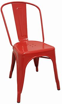 JTX-800 RED Retro Chair