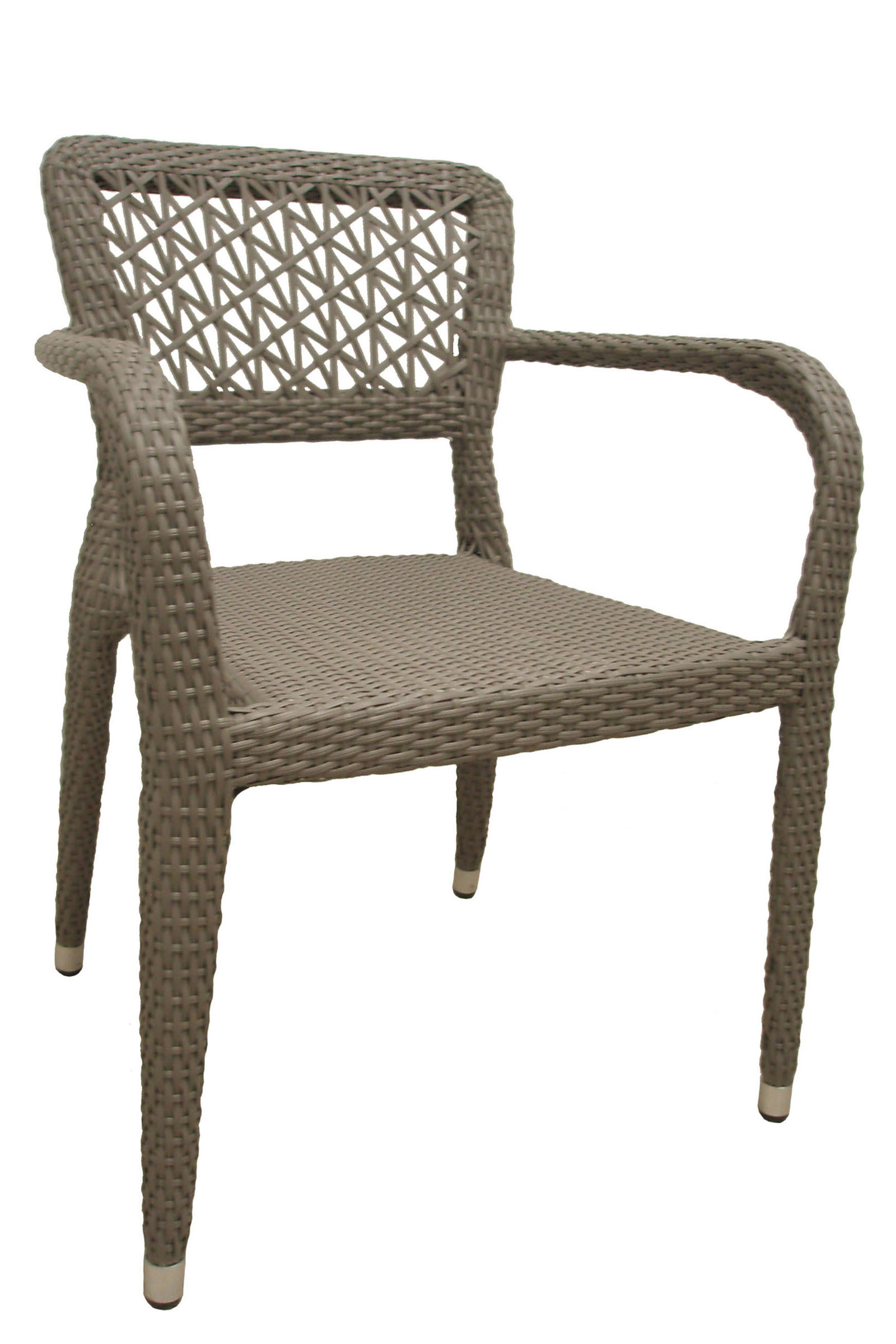AL-5699-041-R OSAKA SIDECHAIR GREY REEDED